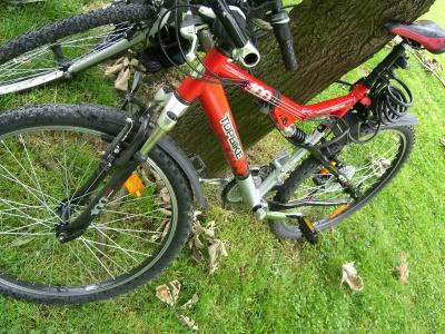 Mi tercera bici