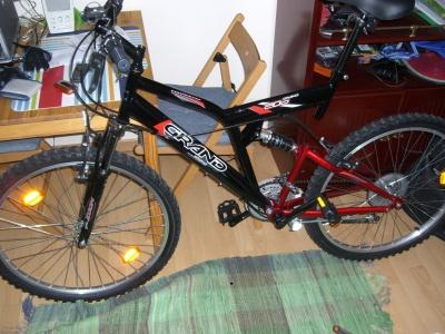 Mi cuarta bici
