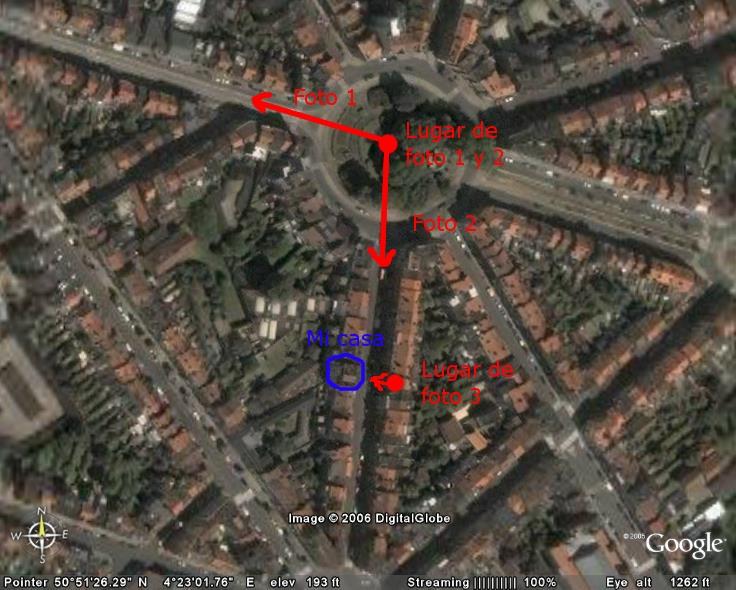 Imagenes De Satelite En Vivo