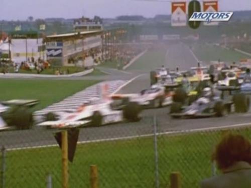 Nivelles-Baulers Formula 1