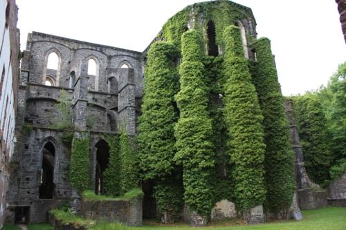 Catedral Villers-la-Ville