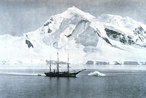 Bélgica en el antártico