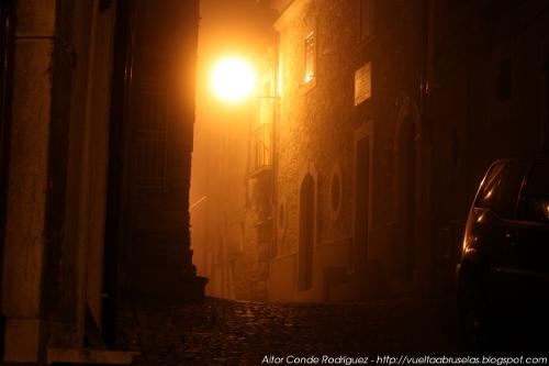 Sacando fotos en sueños, Opi, Italia