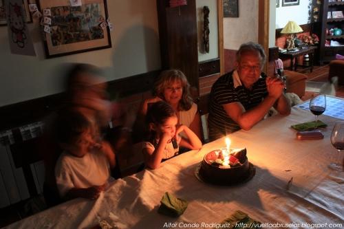 Cumpleaños deseo