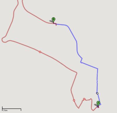 Camino al curro