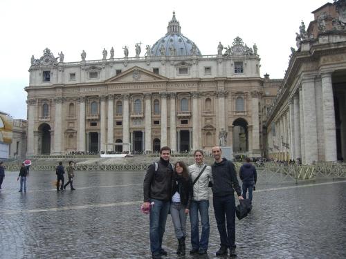 Ira en roma