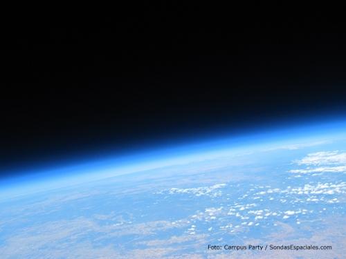 La sonda comienza el descenso