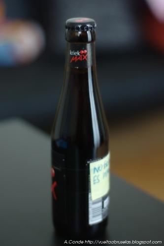 La cerveza kriek mejor conservada