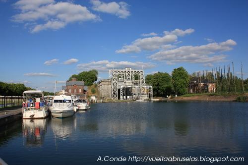 Ascensores del Canal del Centro