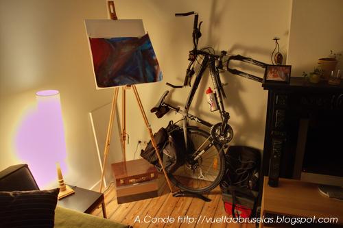 La bici que me llevará a casa