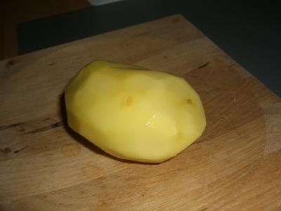 La patata pelada