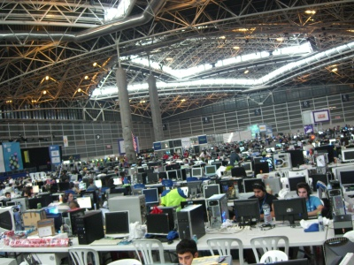 Campus Party 2008