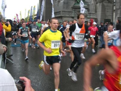 Maratón Bruselas 2008