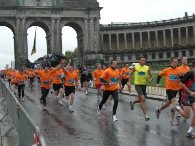 Mini-Maratón Bruselas 2008