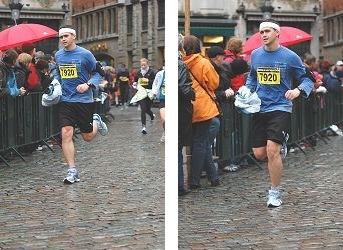 Semi-Maratón Bruselas 2008