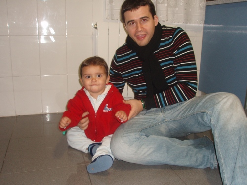 Mi sobrino Aimar