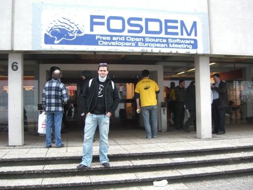 FOSDEM Bruselas