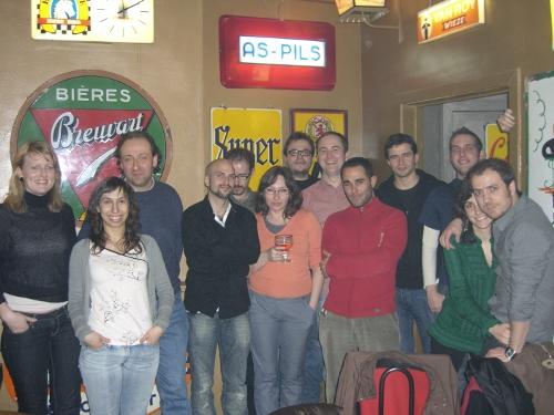 Los blogueros bruselenses