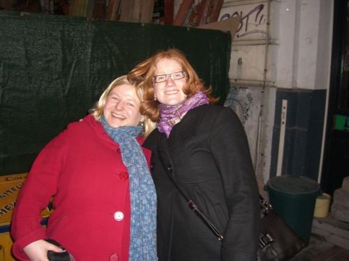 Jana y Dagmar