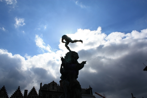 El gigante de Amberes