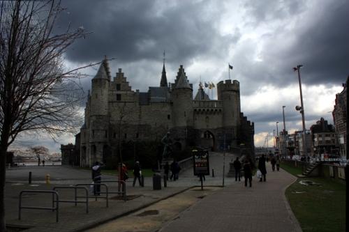 Castillo de Amberes