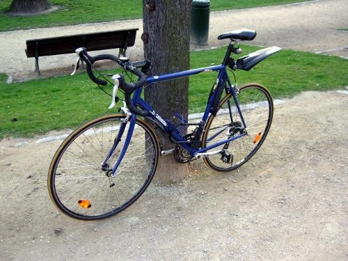 Mi quinta bici en Bruselas